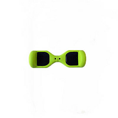 Easy People Hoover Board Accessories Green Hover Skin Silicone Case