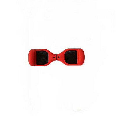 Easy People Hoover Board Accessories Red Hover Skin Silicone Case