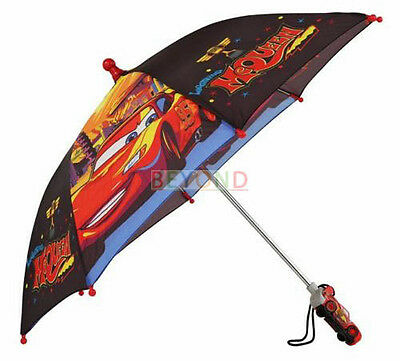 Disney Pixar Cars Mcqueen Molded Handle Umbrella