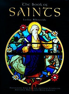 (EX-Library),The Book of Saints,Lesley Whiteside