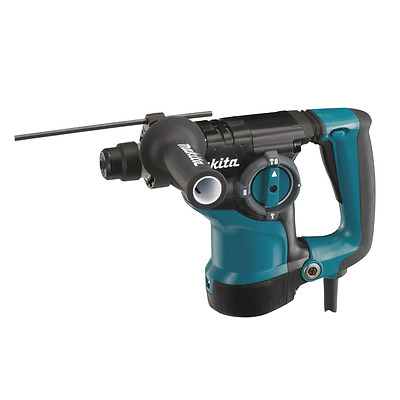 "Makita HR2811F 1-1/8"" SDS-Plus Rotary Hammer with L.E.D. Light NEW"