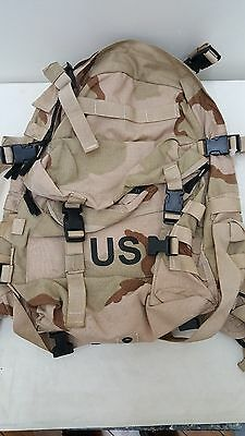 USGI US Army 3 Day Assault Pack Desert-B