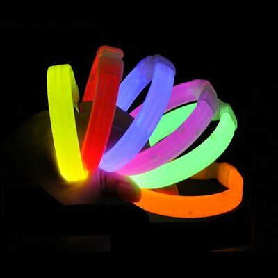 Mouse over image to zoom Slap Glowing Bracelets Arm Bands Dazzling Toy EB4