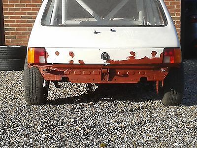 Peugeot 205 GTI 1.9 Track Car GTI6 6 Engine Roll Cage Unfinished Project