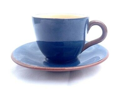 Dartmouth pottery expreso cups lovely condition