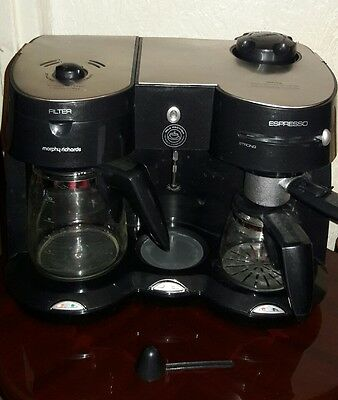Morphy Richards Mister Cappucino Coffee Machine. ?10.00 - PicClick UK