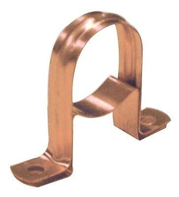 22mm Copper Saddle With Spacer - Bag of 10