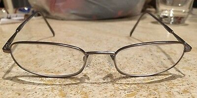 BROOKS BROTHERS FRAMES EYE GLASSES BB287 1172 49 18 140 Silver RX