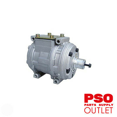 NEW Mercedes Benz Truck A/C Compressor fits Denso Type 10Pa15C Without Clutch