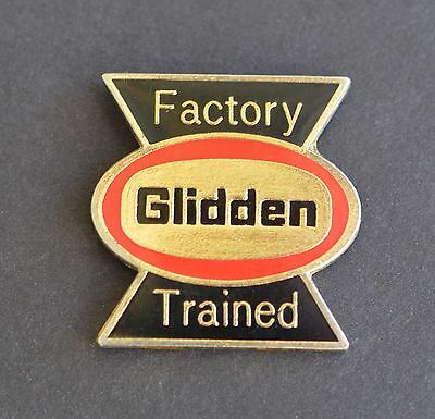 Home Depot Glidden Factory Trained Vendor Pin NIP