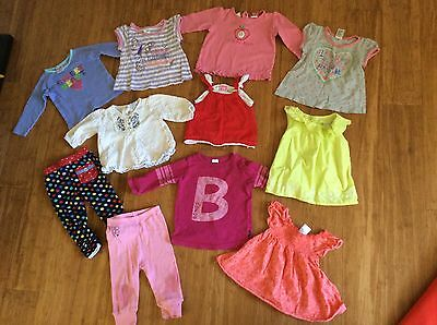 Baby Girl Clothes - Size 0 - 6 -12 Months - Bonds, Sprout And More