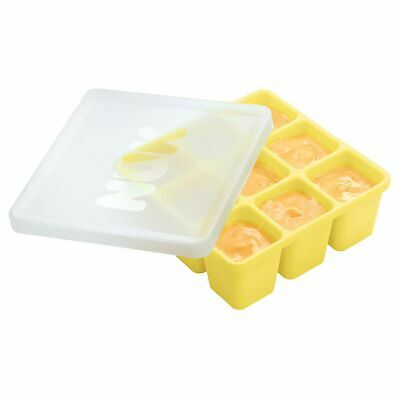 NUK Baby / Child Food Storing / Freezing Cube Tray 9 X 60ml Cubes