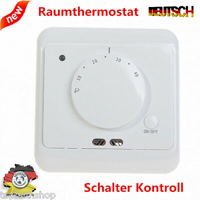 thermostat raumthermostat elektronisch heizk rper. Black Bedroom Furniture Sets. Home Design Ideas