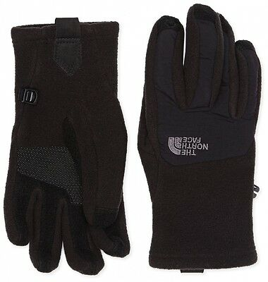 (Medium, TNF Black) - The North Face Women's Denali Etip Glove. Delivery is Free