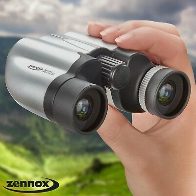 Compact Binoculars & Case Bird Watching Hiking Fishing Boating 18x21 by Zennox