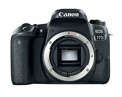 Canon EOS 77D DSLR Camera (Body Only) - Brand New!