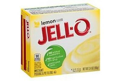 Jello Instant LemonPudding 96g