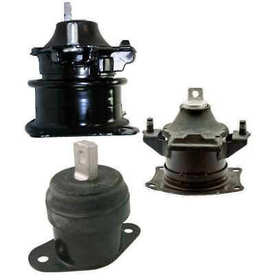 Set of 3 Engine Motor Mount Package Auto fits 03-05 Honda Accord 04-08 Acura TL