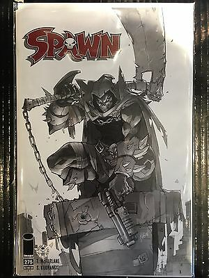 Spawn #275 Cover B B&W NM- 1st Print Free UK P&P Image Comics