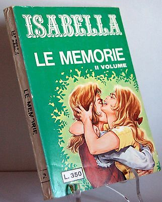 Isabella Le Memorie Volume 2 Ii Supplemento A Isabella N 20