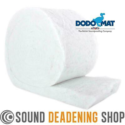 Dodo Thermo Fleece Camper Van Insulation 7m Roll - Recycled Plastic Bottle PET