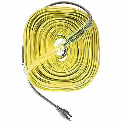 Wrap-On Pipe Coverings 31100 100' Pipe Heating Cable 200 Watts 1.67 AMPS