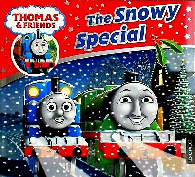 The Snowy Special | THOMAS AND FRIENDS | Children's Story Book | New