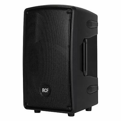 """RCF HD10-A-MK4 Active 800W 10"""" Two-Way PA Monitor Speaker"""