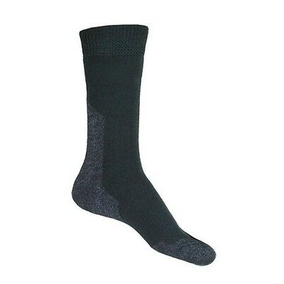 Coolmax Wool Boot Length Technical Socks Size 3 to 5.5 Dark Green. Shipping is F