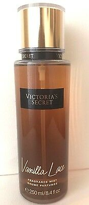 1 Victoria's Secret Vanilla Lace Fragrance Mist Body Spray Perfume 8.4 Oz
