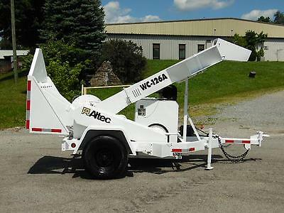 2010 Altec Wc-126A Wood Chipper Forestry Arborist