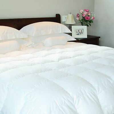Anti Allergy Duck Feather And Down 13.5 Tog Duvet Quilt