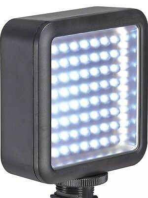 Open-Box Excellent: Insignia- Universal LED Video Light - Black