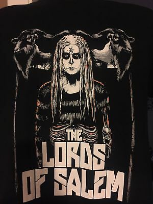 Lords Of Salem T-shirt Rob Zombie Sheri Moon Witches Demons