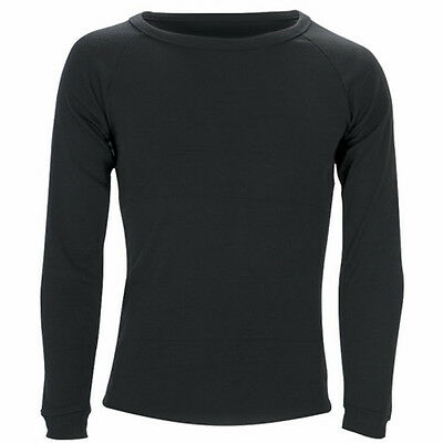 Outdoor Equipped Kids Childrens Long Sleeve Thermal Underwear Polypropylene