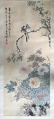 A 19th Century Chinese Scroll, Signed by Yao Gong-Liang