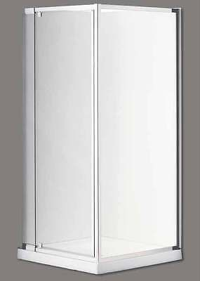 LANARK ARMADALE PLUS RX 1000 SQUARE SHOWER SCREEN  new