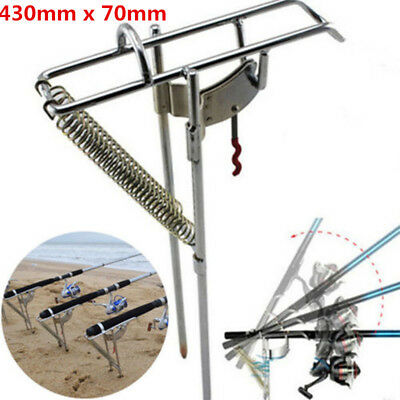 Automatic Response Double Spring Sea Fishing Rod Stand Bracket Rod Holder