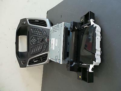 Ford Focus Radio/cd/dvd/sat/tv Standard Cd Player, Lw, 08/11-08/15 11 12 13 14 1