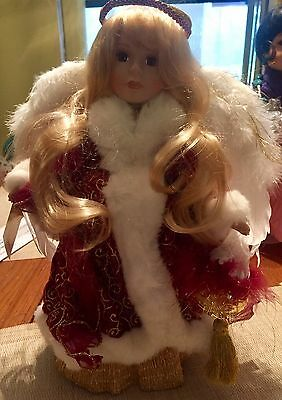 Porcelain Collectors Choice Heather Doll