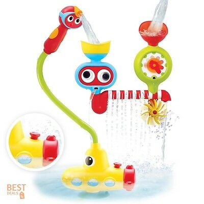 Bath Toys For Kids Set Bathing Fun Tub Play Children Shower Time Water Gift Game