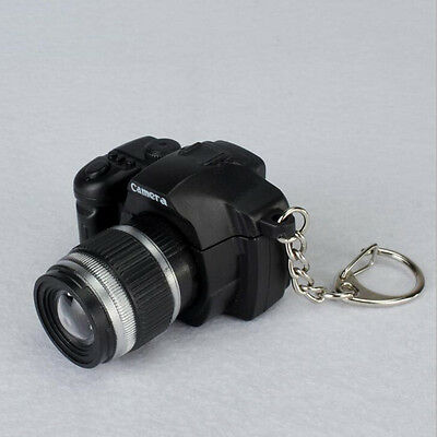 Charm decoration, hot mini SLR camera, toy keychain, key ring