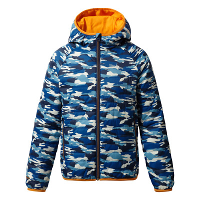 Craghoppers Kids Discovery Adventures Climaplus Jacket - Deep Blue