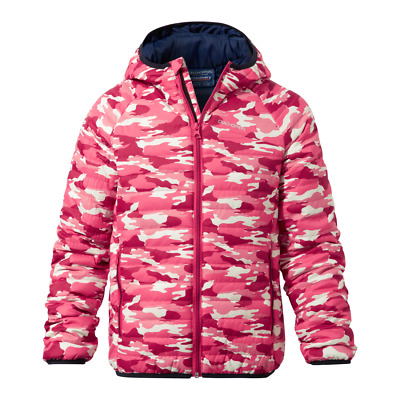 Craghoppers Kids Discovery Adventures Climaplus Jacket - Electric Pink