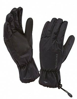 (Small) - SealSkinz Outdoor Glove - Black. Shipping Included