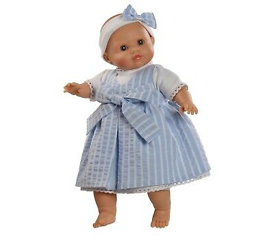 Paola Reina Los Manus Gabriella 36cm Baby Doll (Made in Spain). Shipping is Free