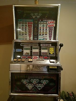 IGT double diamond deluxe and wild cherry slot machines $500.00 each