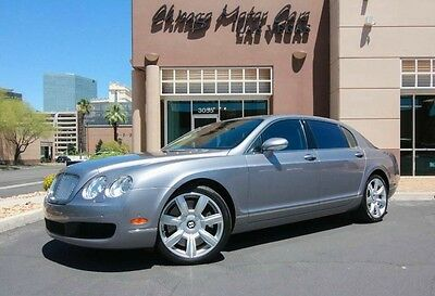 2006 Bentley Continental Flying Spur Flying Spur Sedan 4-Door 2006 Bentley Continental Flying Spur 45k Miles 20 Inch Wheels