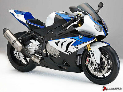 Bmw S1000Rr 2012-2014 Hp4 Rider  & Passenger  Seat Cover Covers Luimoto