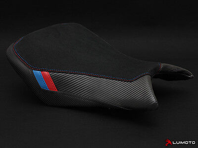 Bmw S1000R  Rider & Passenger Seat Covers Motorsports Fits 2016 Only Luimoto